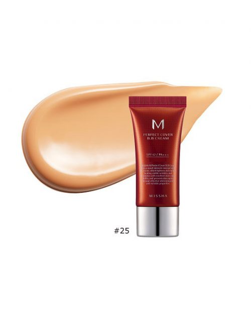 Missha M Perfect Cover BB 25