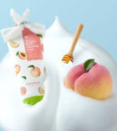 my orchard mochi cleansing foam peach frudia