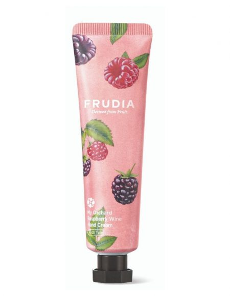 my orchard rasberry wine hand cream