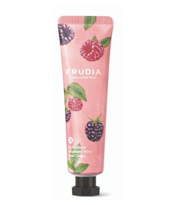 my orchard rasberry wine hand cream