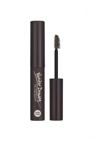 Holika Holika Wonder Drawing Brow Mascara 04 Dark Brown