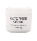 Secret Key Snow White Cream -kasvovoide