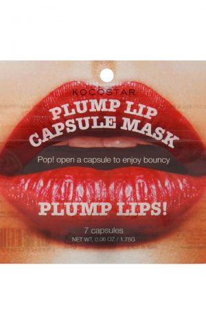 plump lip capsule mask 7klp