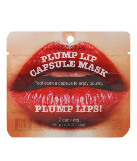 plump lip capsule mask 7klp