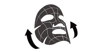 solución máscara negra