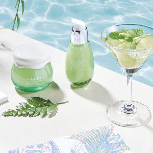 Green-Grape-Pore-Control–hoitosarja–Frudia