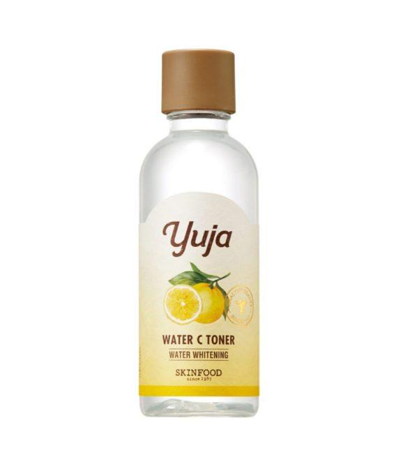 yuja water c toner kasvovesi