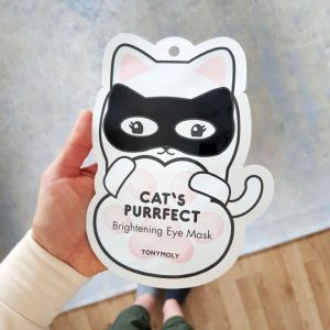 TonyMoly Cat's Purrfect Brightening Eye Patch