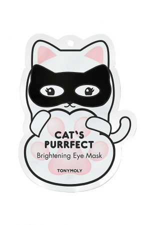 Cat's Purrfect Brightening Eye Patch