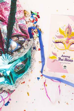 Dr. Mola Among The Stars Sheet Mask Firming