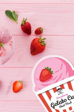 Dr. Mola Strawberry Gelato Mask