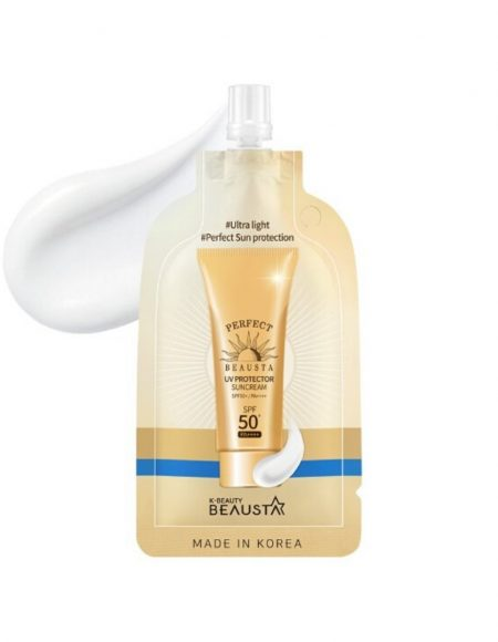beausta uv protector sun cream