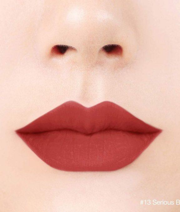 last velvet lip tint serious boss 13