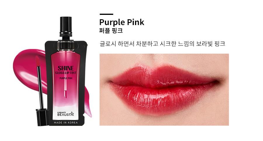 purple pink beausta
