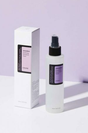 COSRX AHA/BHA Clarifying Treatment Toner pakkaus