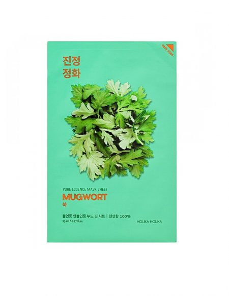 Holika Holika Pure Essence Mask Mugwort