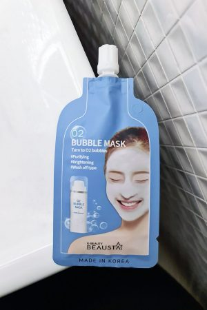 Beausta O2 Bubble Mask 1