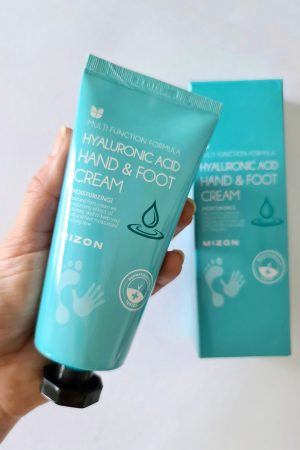 Hyaluronic Acid Foot and Hand Cream