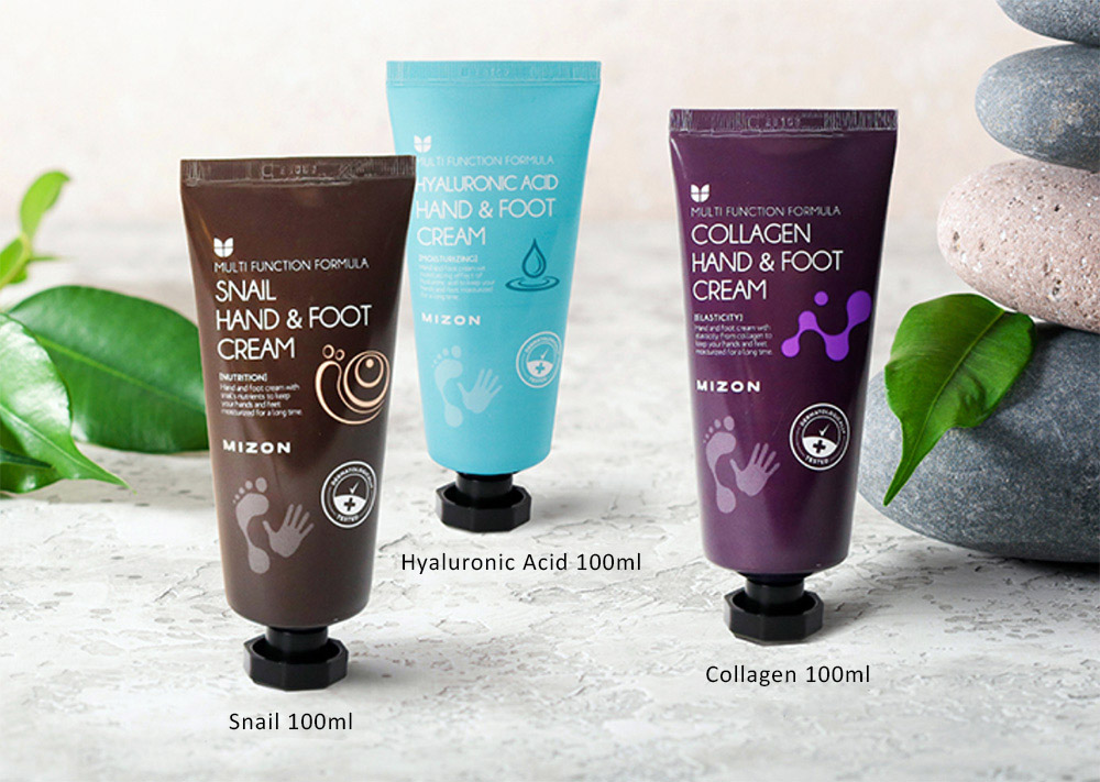 Mizon Hand and Foot Cream 3 vaihtoehtoa