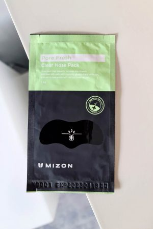 Mizon Pore Fresh Clear Nose Pack 1