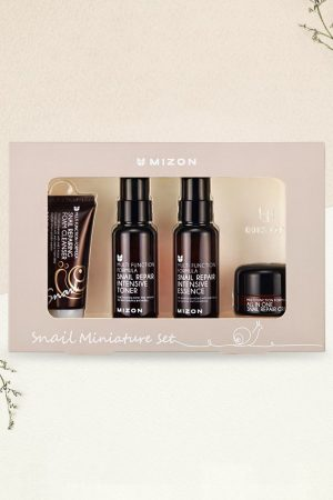 Mizon Snail Miniature Set