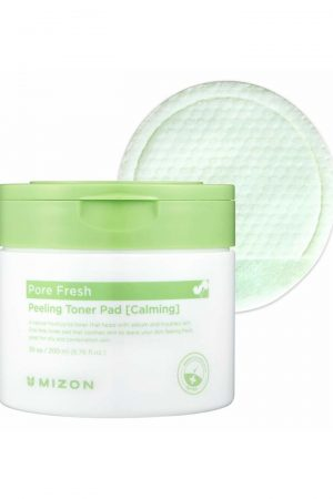 Pore Fresh Peeling Toner Pad