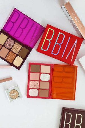 BBIA makeup Final Shadow Palette
