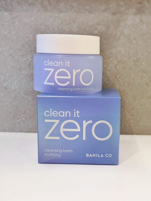 Clean it Zero Cleansing Balm Purifying 1