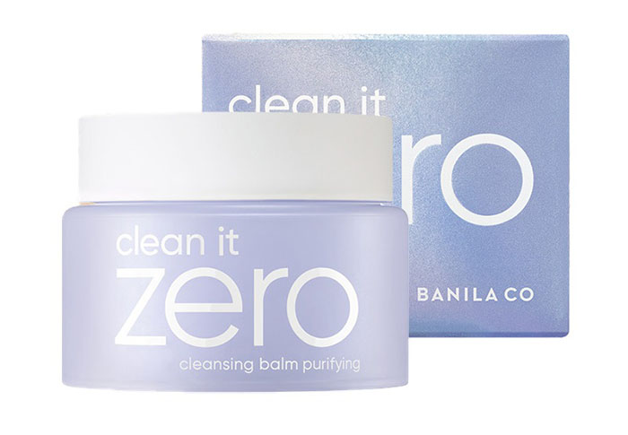 Clean it zero Purifying cleansing balm