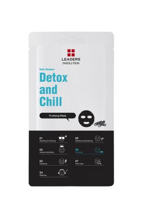 Daily wonders Detox and chill purifying mask