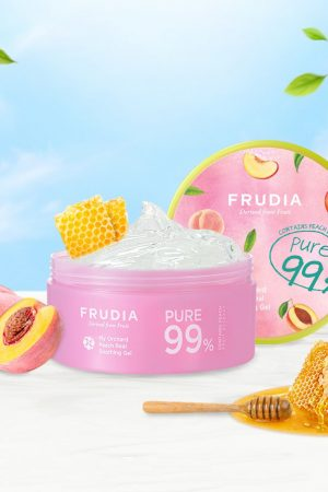 Frudia Peach Real Soothing Gel