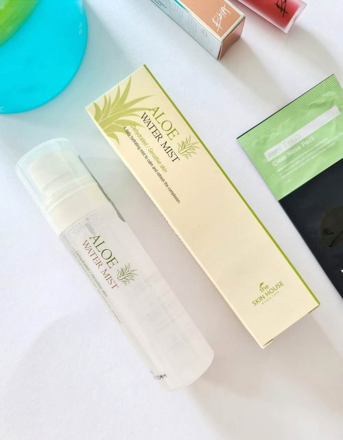 Summer Beauty Box THS Aloe-kasvosuihke