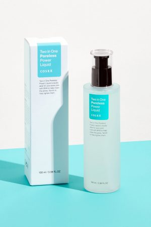 COSRX Two In One Poreless Power Liquid -hoitoneste