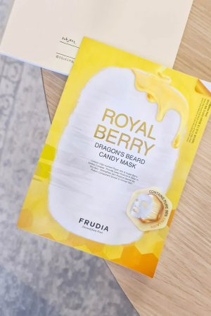 Frudia Royal Berry Dragons Beard Candy Mask
