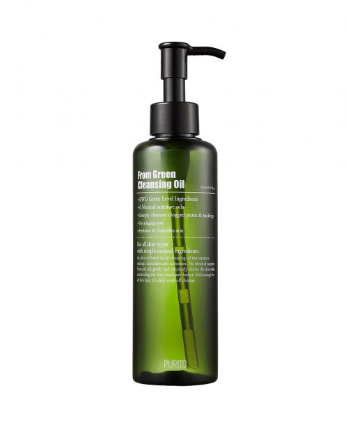 Purito From Green Cleansing Oil