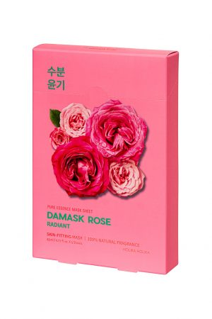 Pure Essence Mask Set Damask Rose 5kpl