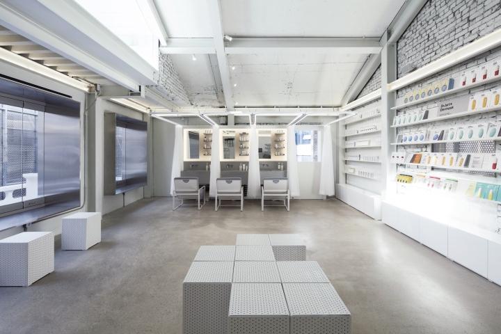Dr. Jart Flagship Store retaildesignblog.net