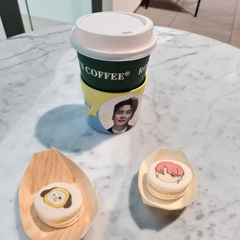 Jimin Cup Sleeve Event Instagram-kuva Ansku_pe