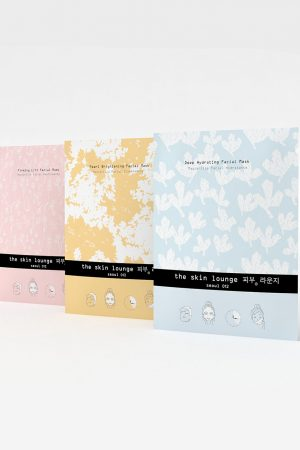 Skin Lounge - Seoul Collection Mask Pack