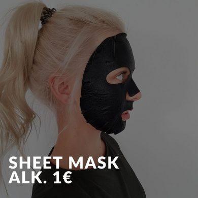 Sheet maskit alkaen 1e