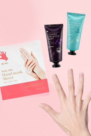 Bearel Hand Care Set -käsihoitosetti