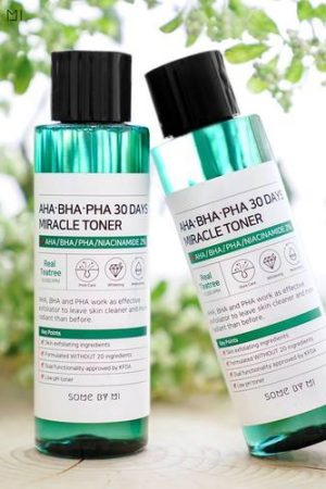 Some By Mi AHA BHA PHA 30 Days Miracle Toner -kasvovesi