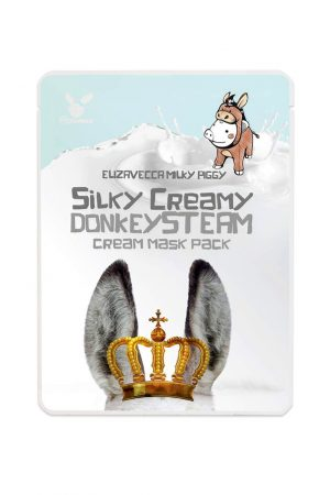 Elizavecca Milky Piggy Donkey Steam Cream Mask