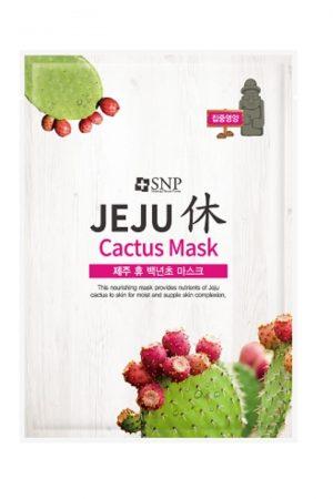 Jeju Rest Cactus Mask