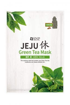 Jeju Rest Green Tea Mask